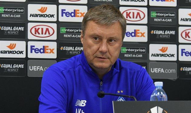 Alexander Khatskevich, FC Dynamo Kiev