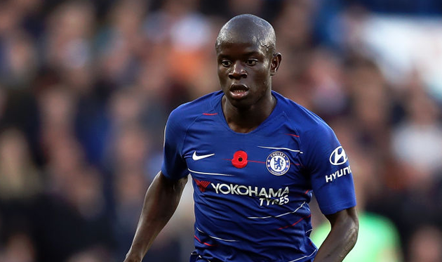 Ngolo Kante, Getty Images