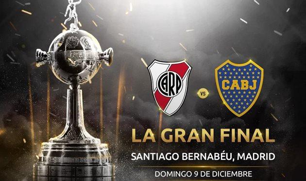 Photo: twitter.com/Libertadores