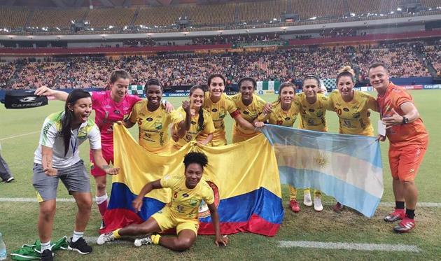 Колумбийский Атлетико Уила обыграл Сантос в женском финале Копа Либертадорес
