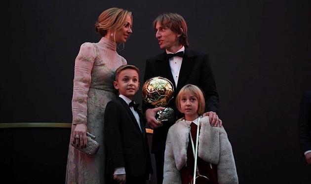 Модрич — о Золотом мяче: Если я выиграл, то только потому, что сделал нечто особенное