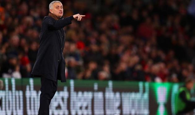 Моуринью отказался давать интервью клубномуТВ «Манчестер Юнайтед»