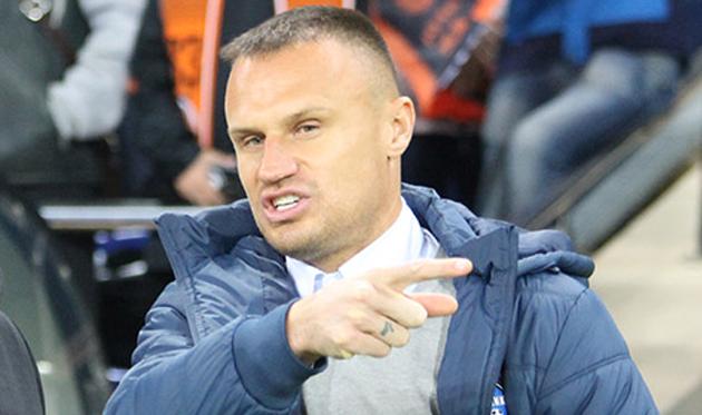 Вячеслав Шевчук, olimpik.com.ua