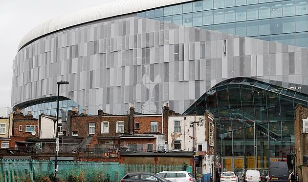 Новый стадион Тоттенхэма, Reuters