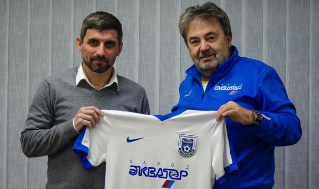 Сергей Шищенко (слева), фото: МФК Николаев