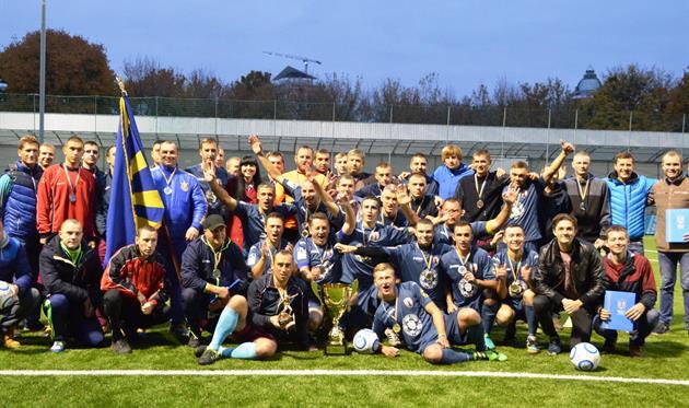 У Києві відбудеться третій благодійний футбольний турнір