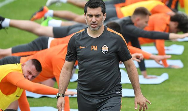 Ассистент Фонсеки получил дисквалификацию на два матча УПЛ