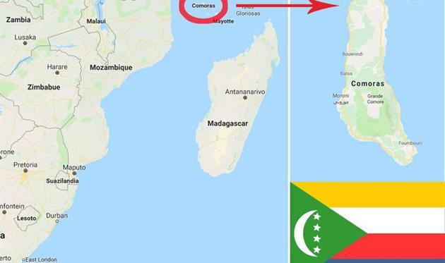 Золотой мяч: журналиста, голосовавшего от Комор — не существует