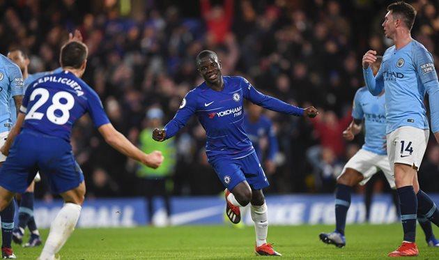 Нголо Канте, фото: twitter.com/ChelseaFC