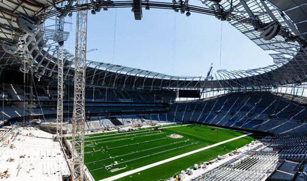 Стадион тоттенхэма новый