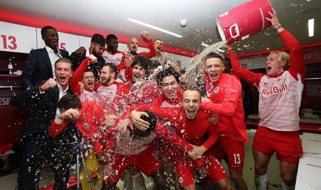 Айнтрахт и Зальцбург — лучшие команды Лиги Европы. Шахтеру и Динамо с ними лучше не пересекаться