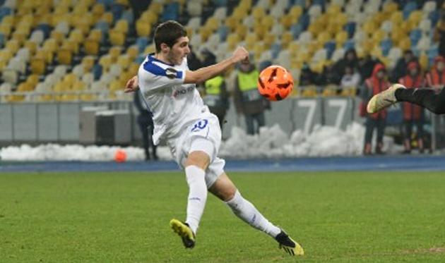Георгий Цитаишвили, фото: ФК Динамо