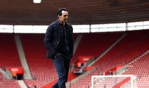 Унаи Эмери, twitter.com/Arsenal