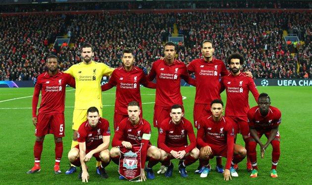 Ливерпуль команда из