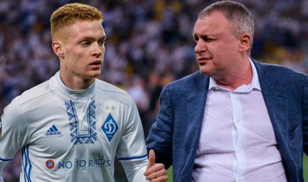Продажа Цыганкова: идеи для президента Динамо как сохранить лидера