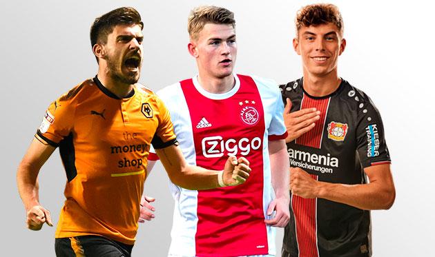 ТОП-10 самых востребованных молодых футболистов мира