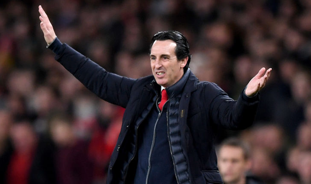 Unai Emery, Getty Images