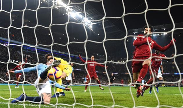 Манчестер Сити - Ливерпуль, Getty Images