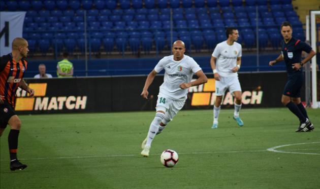 Николас Карека, фото ФК Ворскла