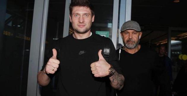 Евгений Селезнев, cnnturk.com