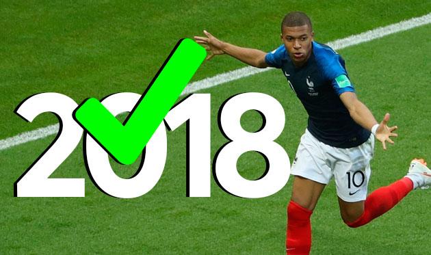 Тест: Хорошо ли ты запомнил футбольный 2018 год