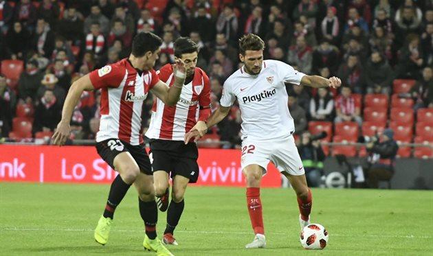 Атлетик - севилья, twitter.com/SevillaFC_ENG