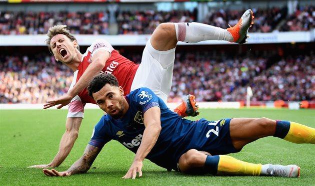 Вест Хэм – Арсенал, Getty Images