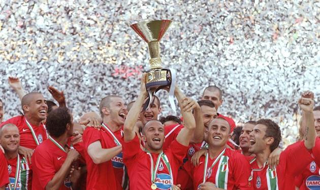 Ювентус пытается вернуть себе чемпионство 2006 года