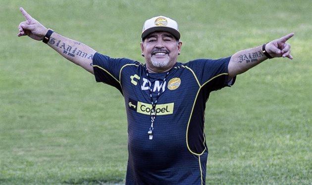 Марадона успешно прооперирован после осложнений из-за лечения ожирения