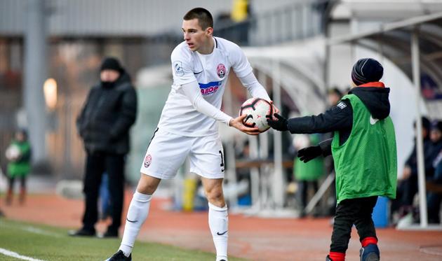 Богдан Михайличенко, фото ФК Заря