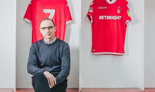 Мартин О'Нил сменил Каранку на посту тренера Ноттингем Форест