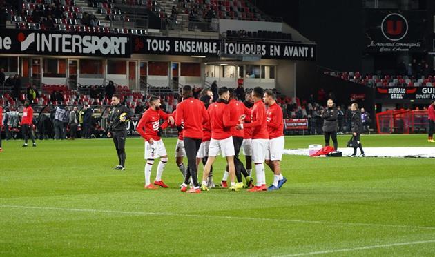 Фото: twitter.com/staderennais