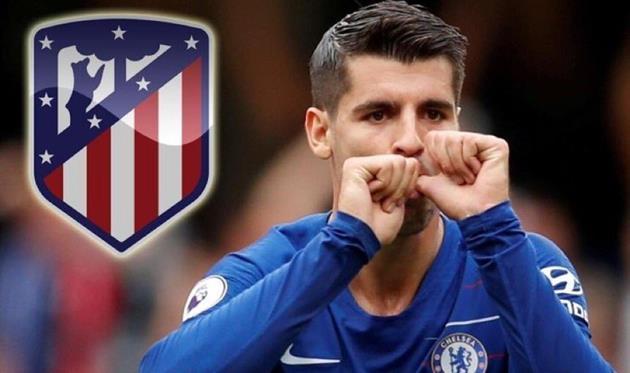 Мората перейдет в Атлетико в аренду с правом выкупа за 55 млн евро