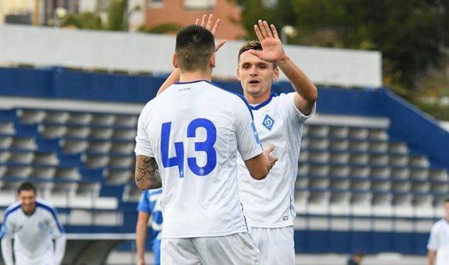 Русин и Андриевский, ФК Динамо киев