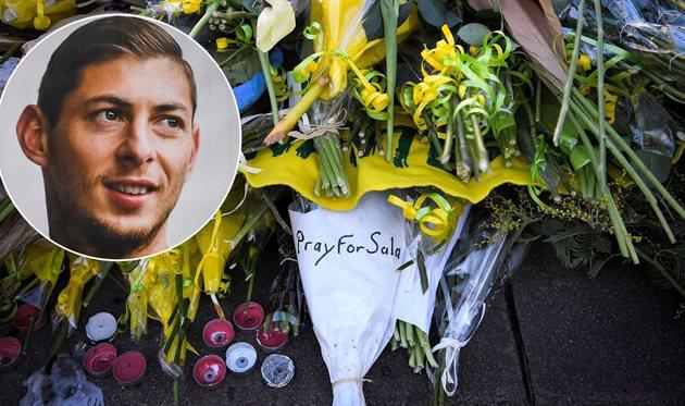 Полиция Гернси прекратила поиски пропавшего самолета с Салой