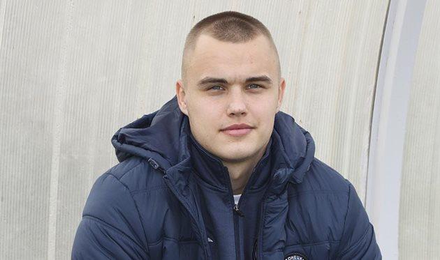 Егор Клименчук, фото ФК Олимпик
