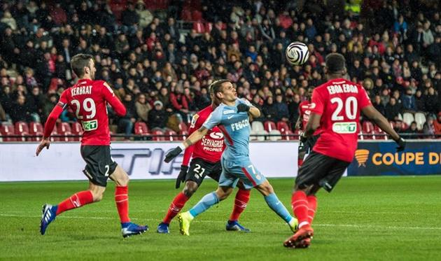 Генгам — Монако 2:2 (5:4) Видео голов и обзор матча