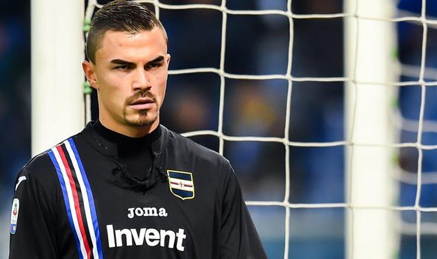 Emil Audero, Sampdoria's picture