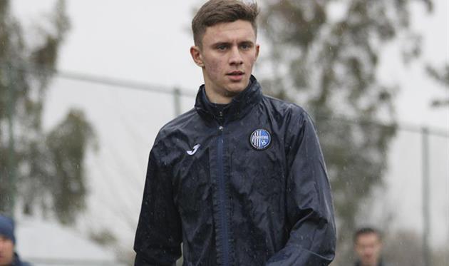 Андрей Кравчук, фото ФК Олимпик