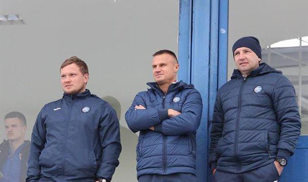 Вячеслав ШЕвчук, ФК ОЛимпик