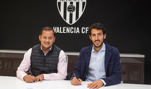 Валенсия продлила Парехо