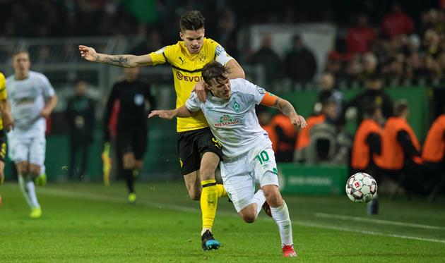 Вердер бремен боруссия дортмунд видео обзор матча