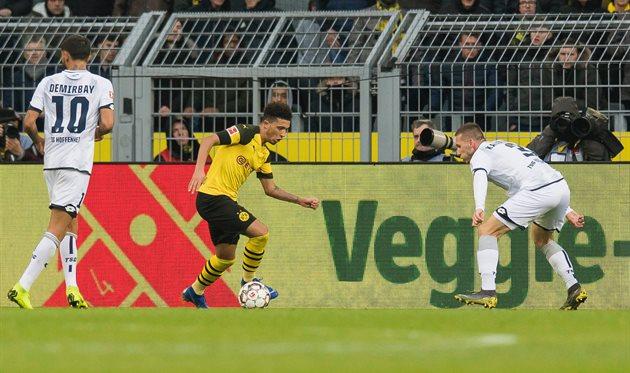 Фото: twitter.com/BVB