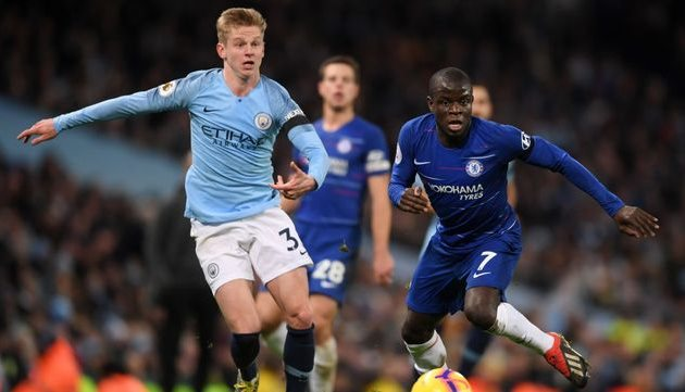 Манчестер Сити — Челси, Getty Images