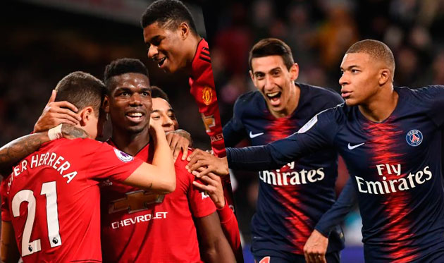Манчестер Юнайтед — ПСЖ. Накануне