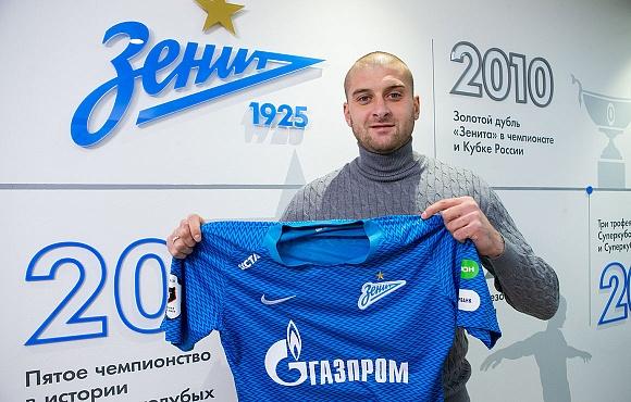 Ярослав Ракицкий, Fc-Zenit.ru