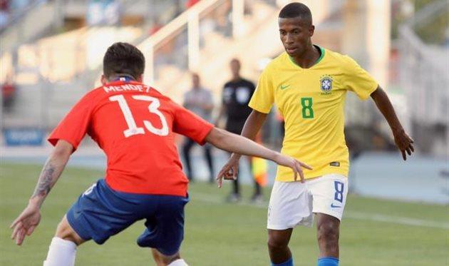 Маркос Антонио, Confederacao Brasileira De Futbol