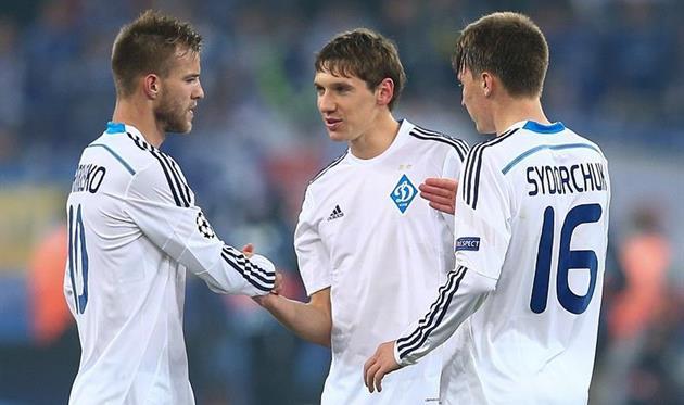 Андрей Ярмоленко в Динамо, по слухам, получал 5 млн евро в год