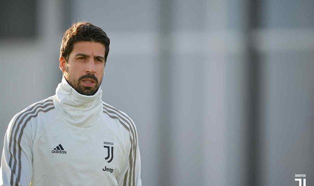 Сами Хедира, Photo Juventus FC