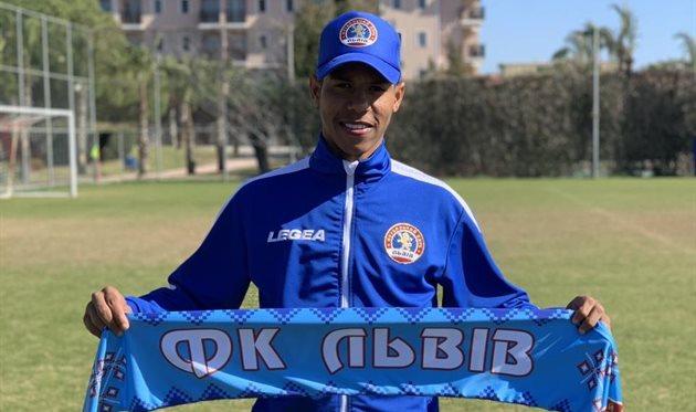 Пернамбуко — 16-й бразилец Львова, он подписал пятилетний контракт